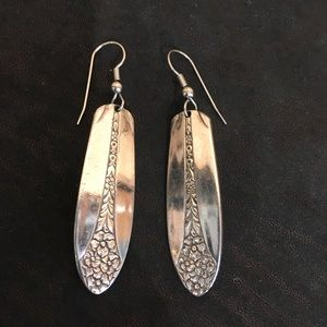 🌲VINTAGE SPOON French Wire Earrings🌲